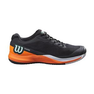 Wilson Rush Pro 3.5 M Men's Tennis Shoes Black Orange Racquet Racket WRS327710