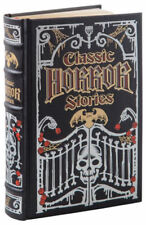 Classic Horror Stories (Barnes & Noble Collectible Editions)leather bound