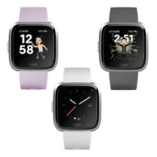NEW Fitbit Versa Lite Heart Rate Swimproof Sleep Tracker Fitness Smartwatch