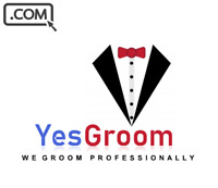 YesGroom .com  - Brandable Domain Name for sale - GROOMING DOMAIN NAME