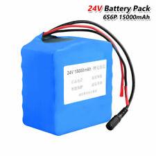18650 24V 15Ah Batería de gran capacidad de E-Bike Scooter Baterías Recargables ASC