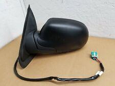 2003-2008 Isuzu Ascender Door Mirror Left Drivers Side Power OEM Black #K260