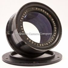 Carl Zeiss Jena Apo-Tessar 45cm/450mm f/9 - 1949-52 LARGE FORMAT PROCESS LENS