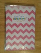 Outside The Box Papers Polka Dot Paper Treat Sacks 5.5 x 7.5 48 ct Pink,Gold, Wh