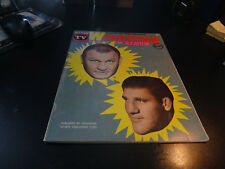 All star TV Wrestling magazine album over 65 pin up black / white photos 1960