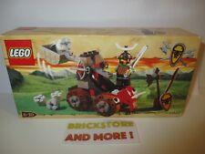 LEGO 1 X BOUCLIER OVALE 2586p4g Stierkopf de buffle 6032 6096 4806 4807