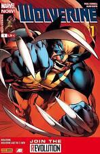 Comics Marvel - WOLVERINE 1  - MARVEL NOW ! - Panini - juillet 2013 - Neuf