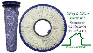 HEPA Post + Pre Filter For Dyson UP13 UP20 Animal Vacuum Cleaner