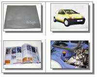 Renault Twingo I C06 Betriebsanleitung Bedienungsanleitung Bordbuch 1997