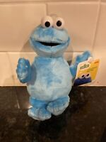 "GUND Sesame Street SOFT COOKIE MONSTER 6"" Plush STUFFED ANIMAL Toy NEW"