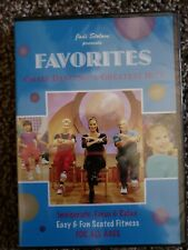 JODI STOLOVE PRESENTS FAVORITES-CHAIR DANCING GREATEST HITS-Fitness for all ages