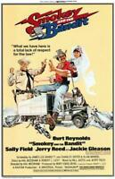 Smokey and the Bandit Movie POSTER 11 x 17 Burt Reynolds, Sally Field, A