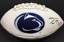 #9 TRACE MCSORLEY SIGNED AUTOGRAPHED PENN STATE NITTANY LIONS FOOTBALL TEAM COA