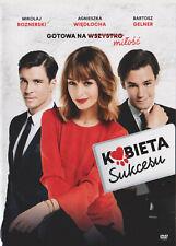 DVD - KOBIETA SUKCESU - NEW POLISH DVD