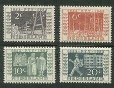 NVPH 588-591 PTT jubileum 1952 postfris (MNH)
