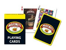 Piatnik - COLLECTABLE PLAYING CARDS - Marmite