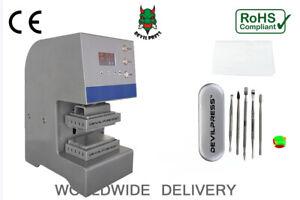"ROSIN PRESS DP4000  5 TON 3"" x 5""  AUTOMATIC ROSIN PRESS MACHINE"