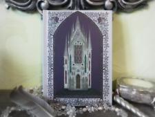 Notebook journal diary wedding book castle antique fantasy planer blank vintage
