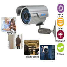 JOOAN Waterproof Outdoor 700TVL Security Camera Surveillance Night Vision CCTV
