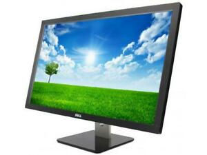 New Dell S2740L 27-Inch Screen LED-lit Monitor 1920 x 1080 with stand & cable