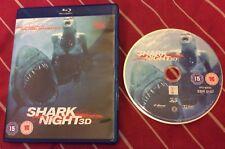 Shark Night 3D (Blu-ray, 2012)