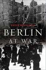 Berlin at War Moorhouse, Roger Hardcover