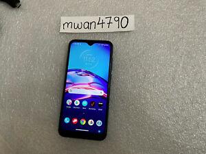 Motorola Moto E - XT2052-2PP - 32GB - Midnight Blue (Verizon + UNLOCKED) - MINT