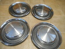 "1972-1973 CHRYSLER  HUBCAPS / 15"" /  SET OF 4"