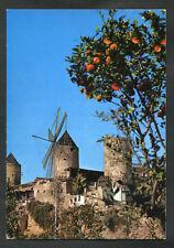 C1980s View: Windmill, El Jonquet, Palma de Mallorca, Spain