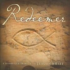 THE NASHVILLE TRIBUTE BAND - REDEEMER: A NASHVILLE TRIBUTE TO JESUS CHRIST USED