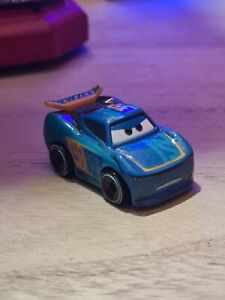 disney pixar cars mini racer loose in mint condition