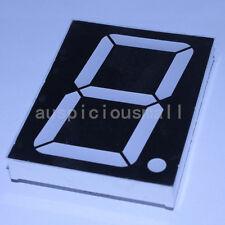 8pcs 3inch 7 segment Red LED display common cathode