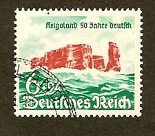 GERMANY 1940 -  50 Years Heligoland  Scott  B176