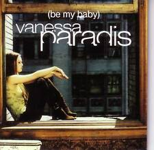 VANESSA PARADIS Be My Baby PROMO DJ CD LENNY KRAVITZ 92