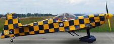 Cap 232 Avions Mudry Cap232 Aerobatic Airplane Kiln Wood Model Replica Small New