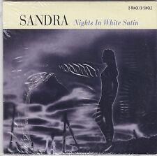 SANDRA - nights in white satin CD single