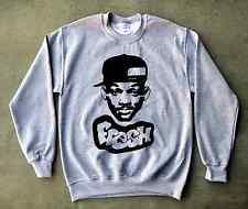 Fresh Prince Crewneck Sweatshirt 4 Air Jordan Future Cool Grey 9 11 Baron 1s 13s