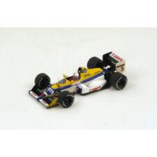 Modellini statici di auto da corsa Formula 1 Spark williams Scala 1:43