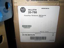 NEW ALLEN BRADLEY POWERFLEX 20-750-MNT3-F8 FLOOR MOUNT