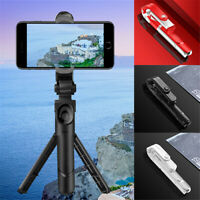 Mini Selfie Stick Tripod Remote Bluetooth Control For iPhone Android Extendable