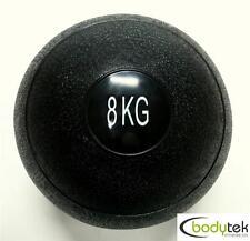 8Kg Rubber Slam Dead Ball Medicine Crossfit Fitness Gym Weights - Pickup Ok