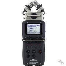 Zoom H5 Portable Handheld Recorder w/ Interchangeable Microphone System USED