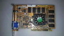 Asus V7100 pro 64 MB Scheda Video, AGP rev 1.02