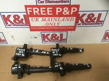 FORD FOCUS 07 reg car SET OF 4 COIL PACKS FOR 1800cc.