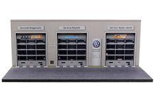 Diorama présentoir Volkswagen - Gandoire Automobiles -1/43ème - #43-2-D-D-010