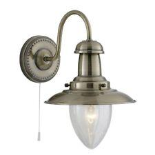 Éclairage et lampes du XIXe siècle en laiton