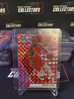 2020 Panini Mosaic Pink Prizm Nassir Little #247 Rookie Card
