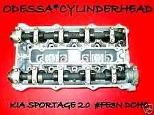 KIA SPORTAGE 2.0 DOHC CYLINDER HEAD # FE3N REBUILT 95-02 NO CORE