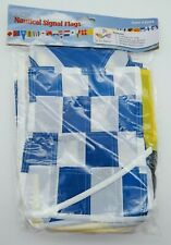 In the Breeze String of 40 Nautical Signal Flags