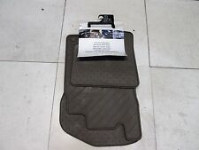 MERCEDES RUBBER FLOOR MATS M / GL CLASS GENUINE P/N B66680268 REF JL2231